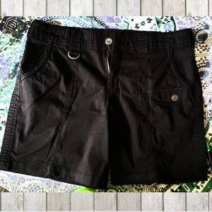 Black shorts from Style and Company Sz 14